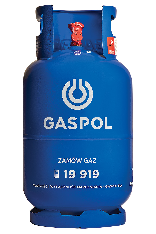 Butla gazowa 11kg propan-butan