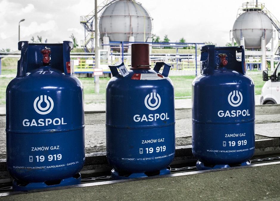 Butle gazowe Gaspol
