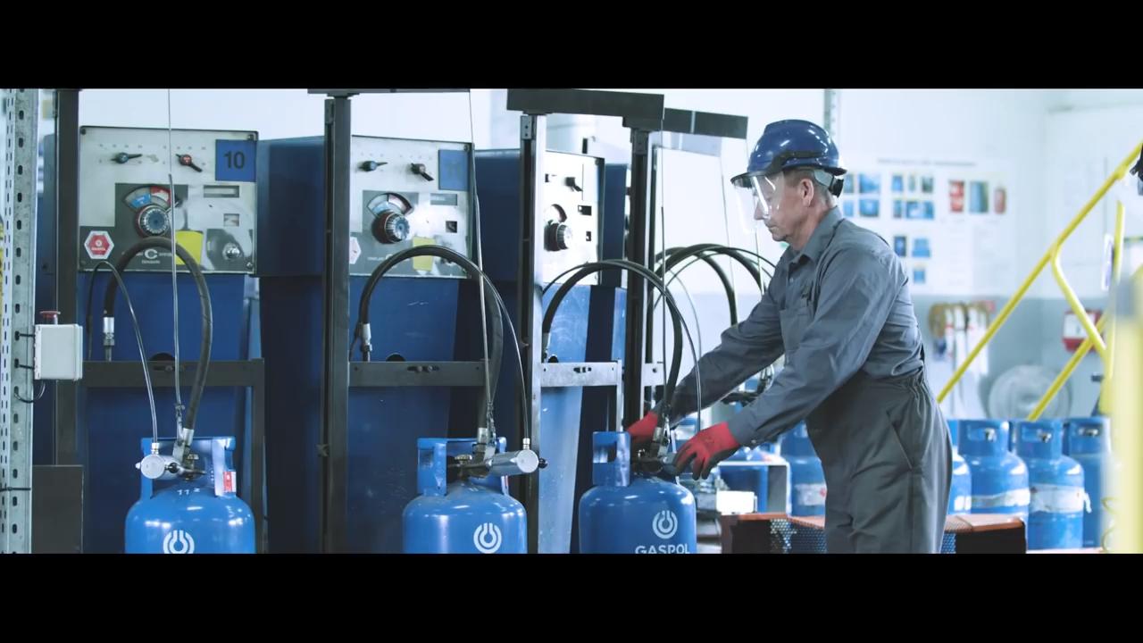 Film korporacyjny Gaspol