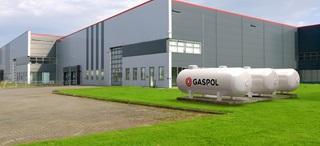 gaz płynny LPG do ogrzewania hali, magazynu